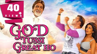 God Tussi Great Ho (2008) Hindi Full Movie | Salman Khan, Priyanka Chopra