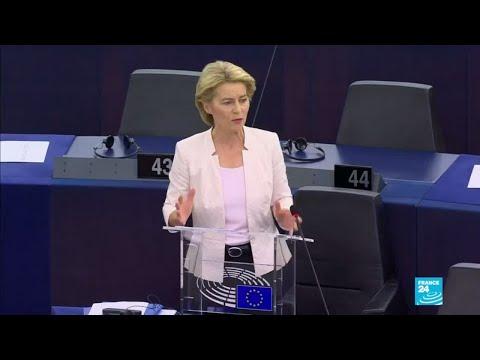 Ursula von der Leyen podría convertirse en la primera mujer en presidir la Comisión Europea