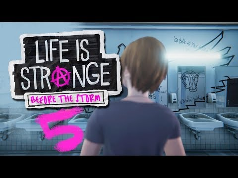 Life is Strange: Before the Storm #5 | ADIOS BLACKWELL |