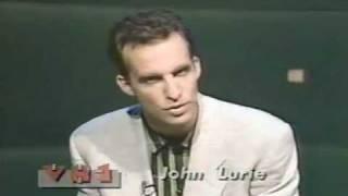 John Lurie shows his rare film Men In Orbit