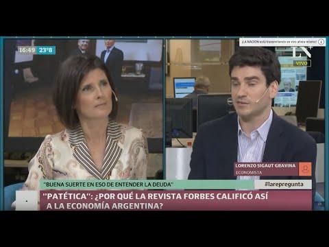 """""""Patética"""": ¿por qué la revista Forbes calificó así a la economía argentina?"""