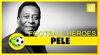Pele | Football Heroes | Full Documentary