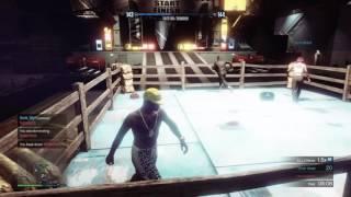 GTA 5 online, fist fight in wwe arena/glitch punch/big brawl