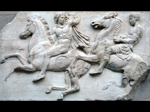 Who owns the Parthenon sculptures?