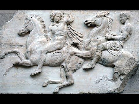 Who owns the Parthenon sculptures?