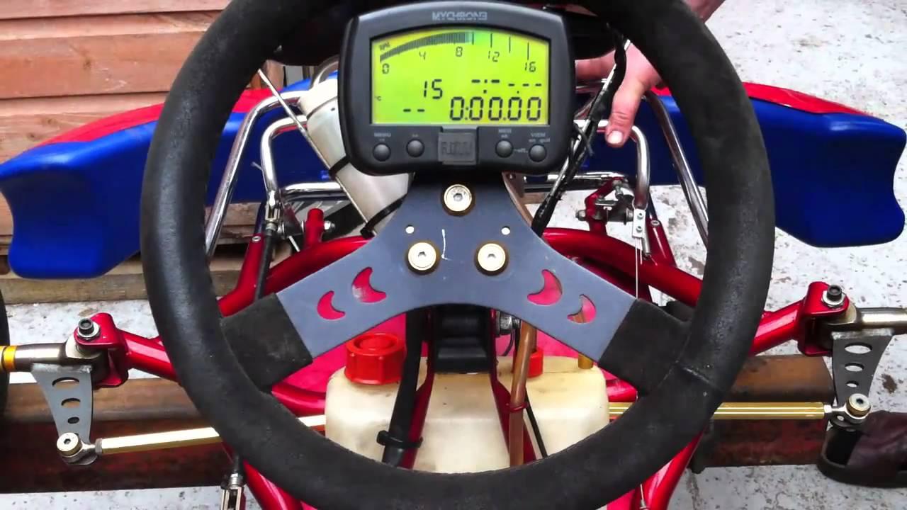 ROTAX MAX 125CC SENIOR GO-KART