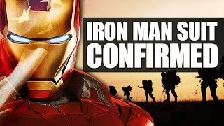 Army Makes Real Life Iron Man Suit