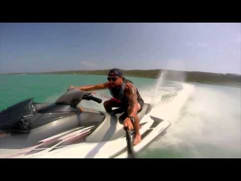 jetsking in Cholon Lagoon Cartagena, Colombia With Cameron Fous : IG video