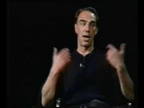 Derek Jarman about Caravaggio and Filming
