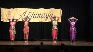 Brahmanjali - Kuchipudi Dance