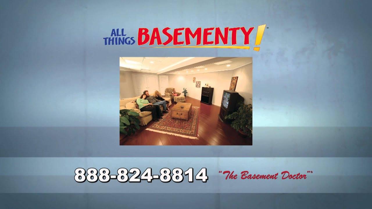 Basement Waterproofing And Crawl Space Repair In OH | Basement Doctor  Cincinnati