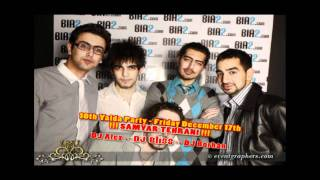 Samyar Tehrani - Toronto - Iranian Students Association Ontario 10th anniversary of Yalda 2010 thumbnail