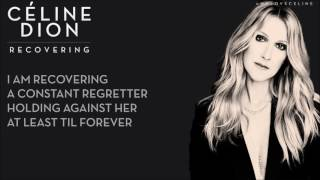 Download Lagu Céline Dion - Recovering [Lyrics] Mp3