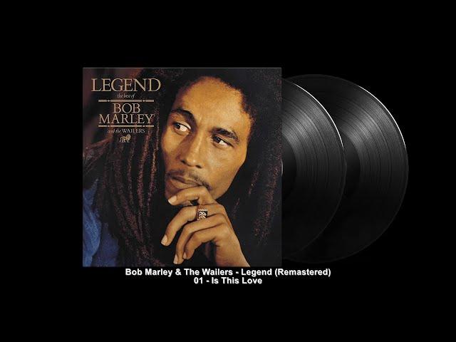 Bob Marley   Legend - HD ( Remastered )