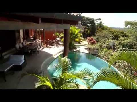 Ocean View House For Sale Playa Panama, Costa Rica, Villa Durazno
