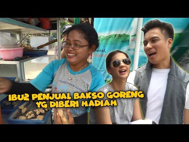Ibu TUKANG BAKSO GORENG yang BERUNTUNG .. (merayakan hari pernikahan kita)