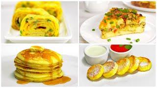 Вкусный завтрак в выходные 4 рецепта от Всегда Вкусно