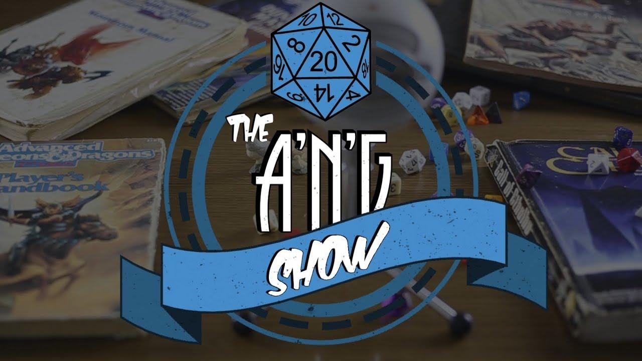 A'n'G Show | Intro