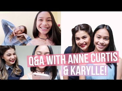 It's Showtime (BTS) + Quick Q&A w/ Anne Curtis & Karylle | ThatsBella: Hey guys! I'm Arabella and I am a Filipina YouTuber. So I had the opportunity to go to Showtime and go backstage to interview Anne Curtis and KarylIe! I hope you guys enjoyed this video.  ❀❁❀❁❀❀❁❀❁❀  ANGELOFTW - https://www.youtube.com/channel/UC8LjT7rsQDDSJ6LI7YuSBSg/videos  ►Subscribe M A I N  C H A N N E L https://www.youtube.com/channel/UC0hP6i3jTz4I8x_oPfgnQow  V L O G  C H A N N E L https://www.youtube.com/channel/UCKuPtt4q0OqFMyIMM52xj3Q  ❀❁❀❁❀❀❁❀❁❀  F A C E B O O K  https://www.facebook.com/thatsbellayt/  I N S T A G R A M  https://instagram.com/thatsbellayt/  T W I T T E R https://twitter.com/thatsbellayt/  S N A P C H A T thatsbellayt  ❀❁❀❁❀❀❁❀❁❀  N A M E: Arabella N A T I O N A L I T Y: Filipino  C A M E R A: Canon Powershot G7X E D I T I N G  S O F T W A R E: Final Cut Pro   ❀❁❀❁❀❀❁❀❁❀  B U S I N E S S / S P O N S O R S:  bellefrances09@gmail.com  D I S C L A I M E R: This is not a sponsored video!