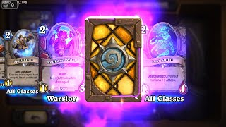 Deathweb Spider and Redband Wasp - The Witchwood Hearthstone epic and rare card pack opening