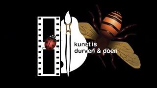 Fantasie insect in luciferdoosje (knutselidee)
