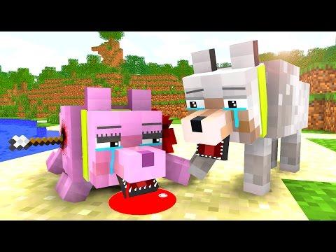 All Minecraft Life 2017 - Craftronix Minecraft Animation - Видео из Майнкрафт (Minecraft)