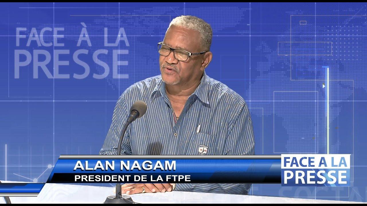 Alan NAGAM - Président de la FTPE (Fédé. des Petites Entreprises) et l'invité sur ETV (partie 2
