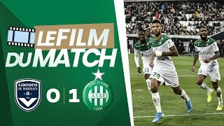 VIDEO: Bordeaux 0-1 ASSE : le film du match