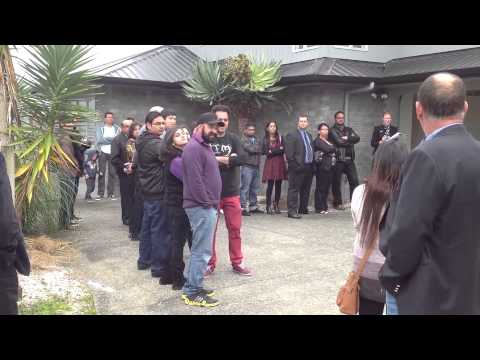 The successful buyers who won't stop until they win I NZ Real Estate | Auction Video | Harcourts