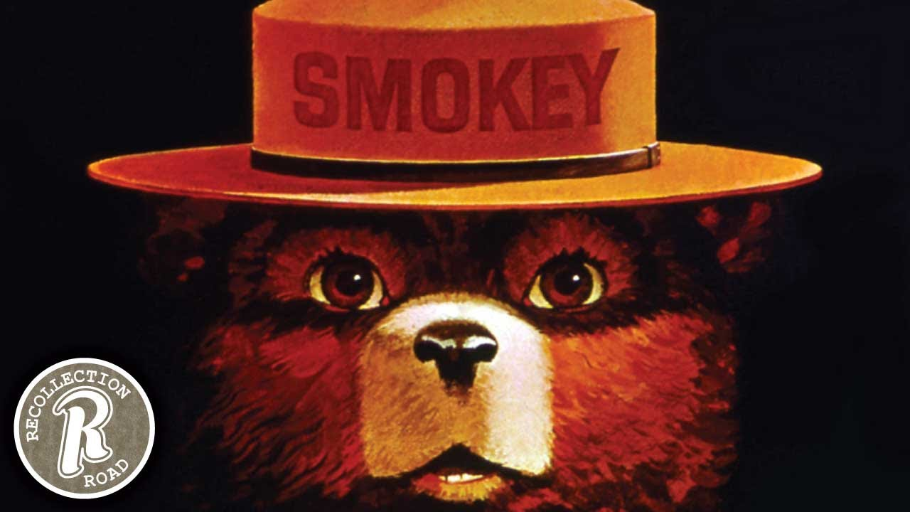 The Story of SMOKEY BEAR - Life in America