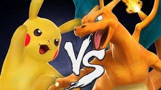 POKKEN Tournament DX VERSUS - Kwing vs Kwife REMATCH (Nintendo Switch)
