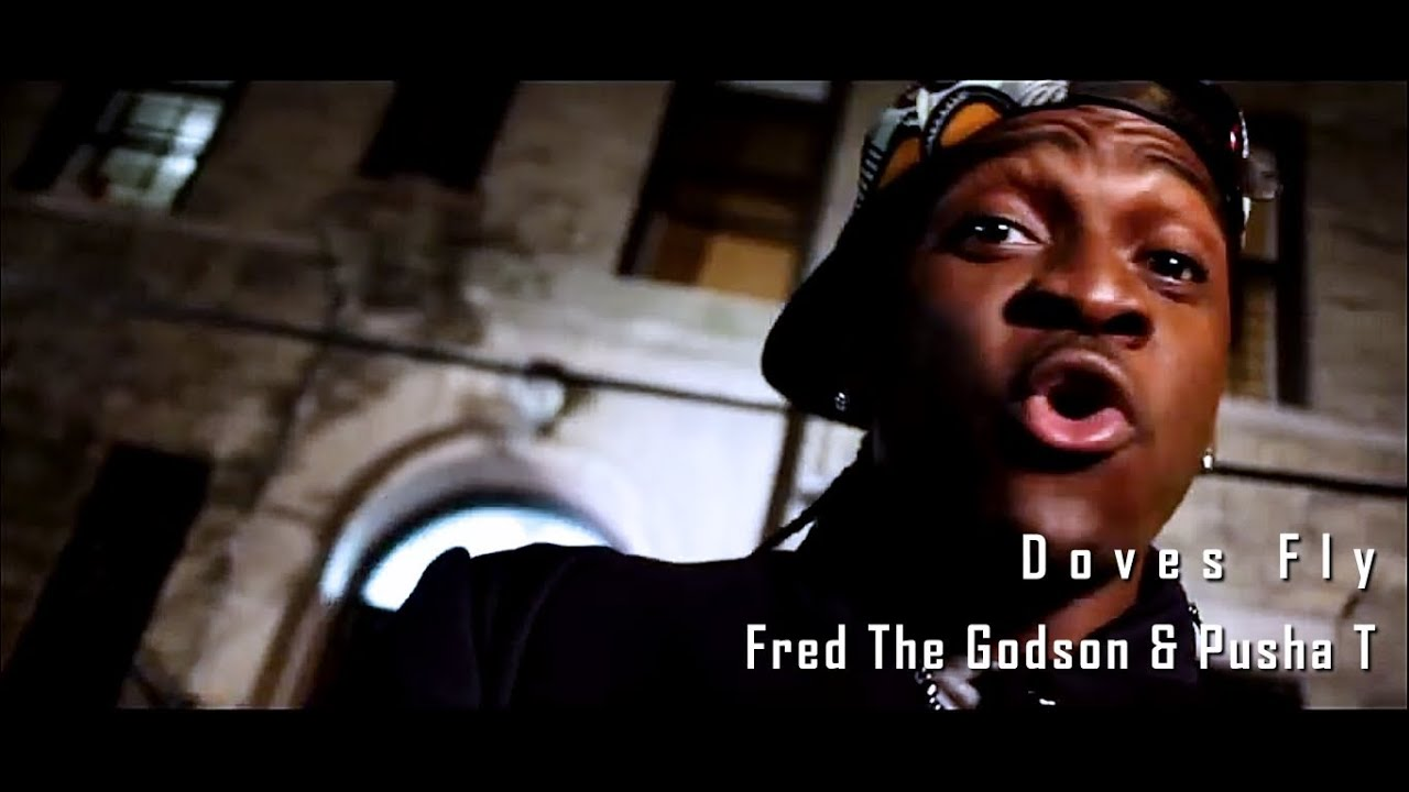 Fred The Godson Ft Pusha T - Doves Fly (Directed By Taya Simmons)