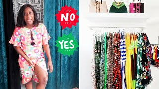 TRY ON HAUL | CHOOSE MY DRESS| NIGERIAN FASHION