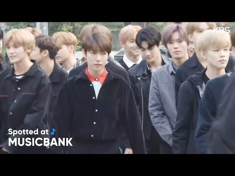 [Spotted at Musicbank] 뮤직뱅크 출근길 04.20 - EXID, TWICE, EXO, IN2IT, NCT, SF9, 더보이즈, 몬스타엑스, 사무엘, 펜타곤
