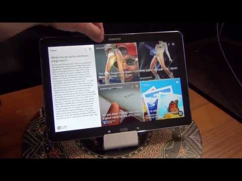 """40+ Tips and Tricks for the Samsung Galaxy Note Pro 12.2"""" Tablet"""