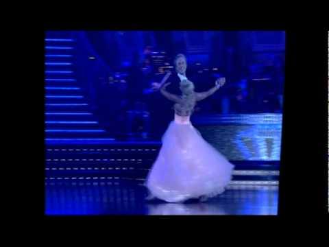 Natalie lowe and Ian Waite Show Dance  'OnTour '.