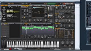 VPS Avenger Trance V3 Pad Sound