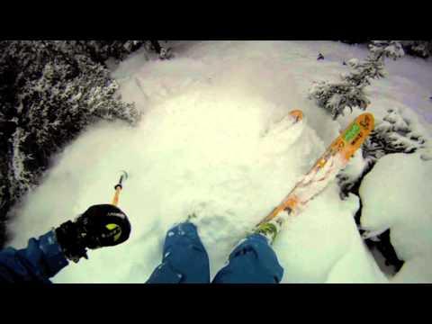 GoPro HD: Silverton Mountain