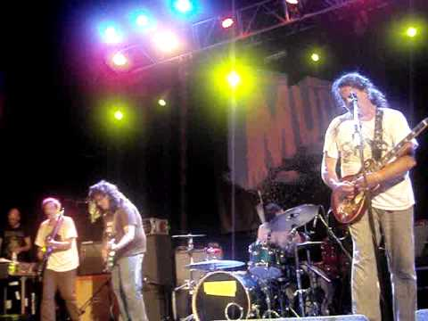 Meat Puppets - Lake of fire @ Manchester Academy 7th June 2013