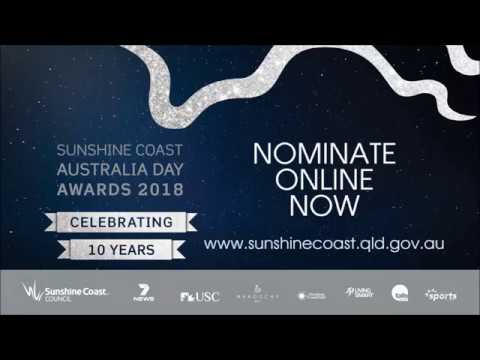 Sunshine Coast Australia Day Awards 2018