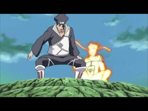 Naruto And Dodai Vs Third Raikage #22