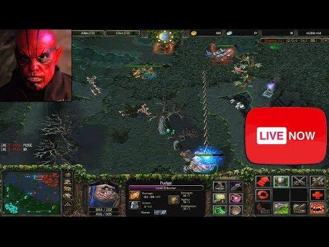 DOTA LIVE - NIGHT STREAM | TheBaltazarTV VS. Subscribers (Warcraft DOTA)