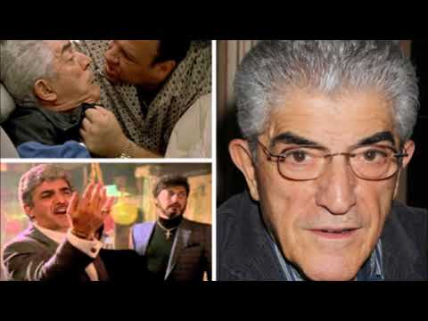 Sopranos and Goodfellas Actor FRANK VINCENT Dies - REST IN PEACE