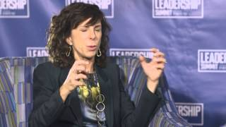 """Smart Tribes"" Author Christine Comaford interview with Verne Harnish  Leadership Summit 2015"