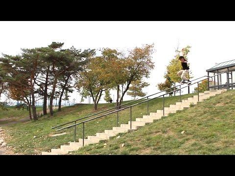 "ReVive Skateboards ""TAKE OVER THE WORLD"" Trailer!"