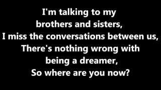 Twin Atlantic ~ Brothers and Sisters Lyrics