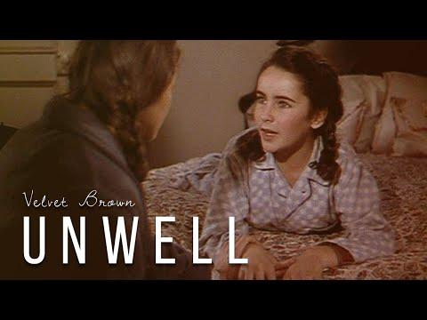 Velvet Brown || Unwell