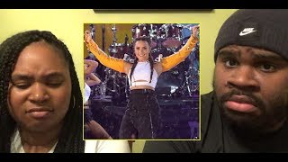 DEMI LOVATO - SORRY NOT SORRY LIVE (GOOD MORNING AMERICA) - REACTION