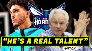 """LIANGELO IS A """"REAL TALENT"""" – MITCH KUPCHAK (CHARLOTTE HORNETS GENERAL MANAGER SPEAKS ON GELO)"""