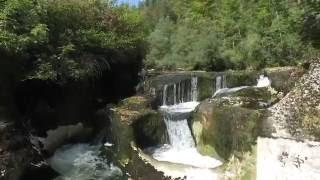 Les marmites de géants - Ain - Rhônes Alpes